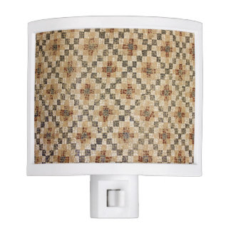 Quilted Pattern Night Lights