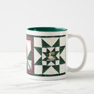 Quilted Potholders Coffee Mug