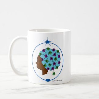 Quilted Style Coffee Mug