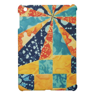 Quilted Under the Sea iPad Mini Cover