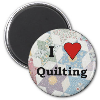 Quilters Magnet