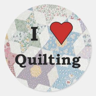 Quilters Sticker