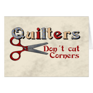 Quilting Corners Card