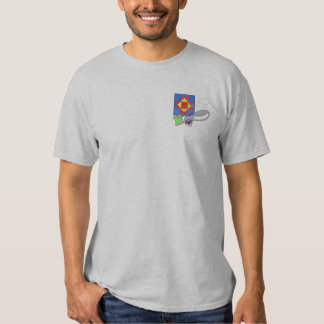 Quilting Logo Embroidered T-Shirt