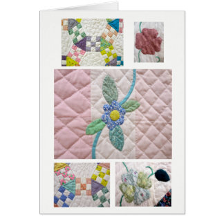 Quilts 2017-A Mother's Love Card