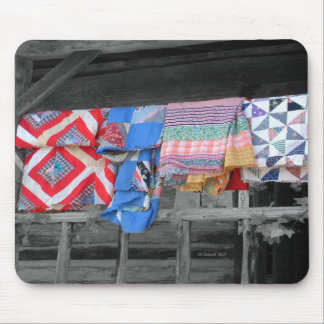 Quilts Mouse Pad