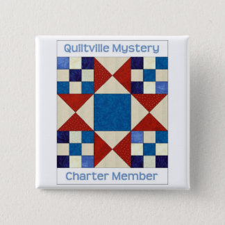 Quiltville Mystery Square button