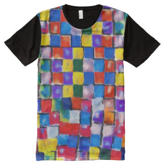 Quilty All-Over-Print T-Shirt