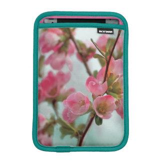 Quince Blossoms iPad Mini Sleeve