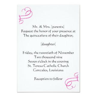 Quince invite