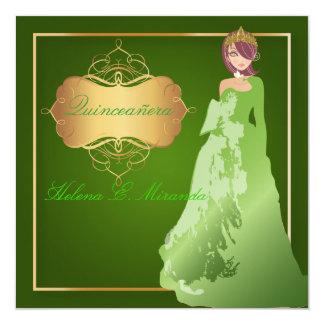 Quinceañera/Sweet 16 Invitations