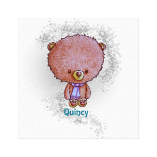 Quincy Canvas Print
