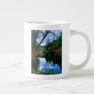 Quincy coffee tea mug w/ original art