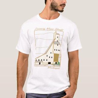 Quincy mine Shaft #2 T-Shirt