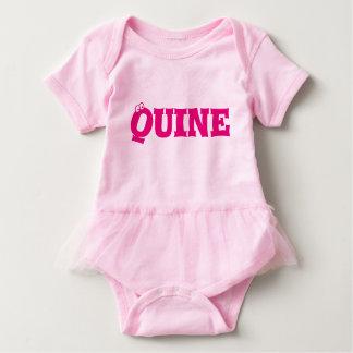 Quine (Girl) Babygrow - Doric Baby Bodysuit