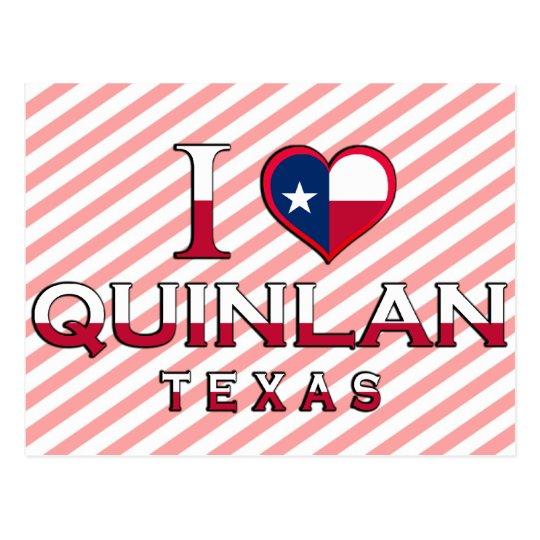 Quinlan, Texas Postcard