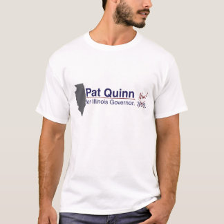 Quinn for Governor T-Shirt