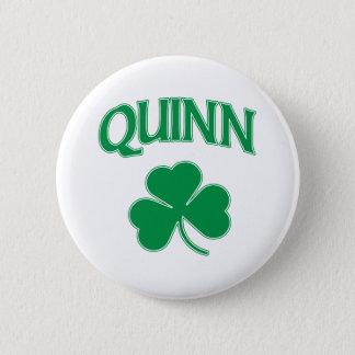 Quinn Irish 2 Inch Round Button