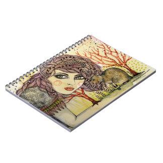 Quinn & Quokka Spiral Notebooks