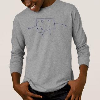 Quinn Robot T T-Shirt