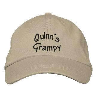 Quinn's Grampy Baseball Cap