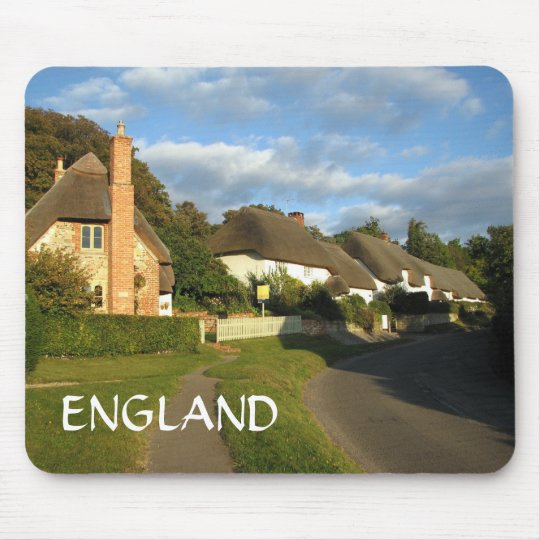 Quintessential England Mousepad