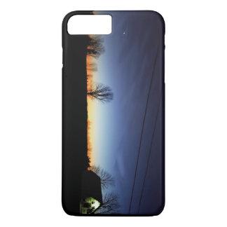 Quintessential Rural Maine Sunset iPhone 8 Plus/7 Plus Case
