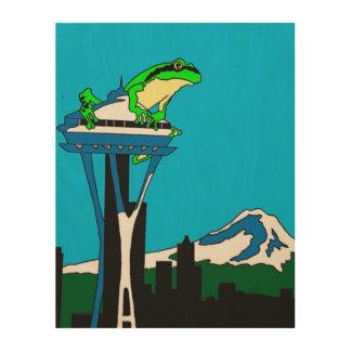 Quintessential Seattle, Washington Wall Art