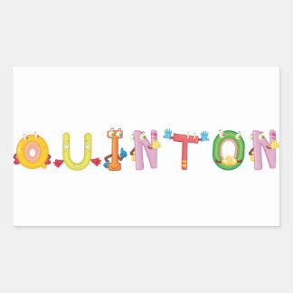 Quinton Sticker