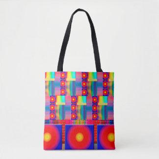 Quirky Script Tote Bag