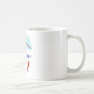 Quit being so Shellfish! Mugs