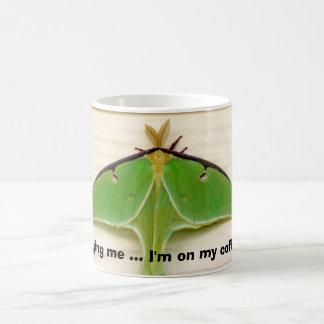 Quit Bugging Me! coffee mug