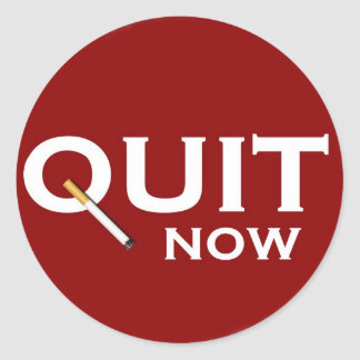 Quit Smoking Stickers