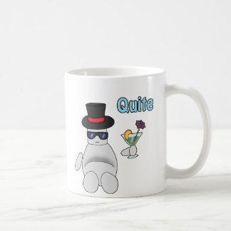 quite coffee mug