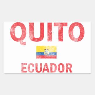 Quito Ecuador Designs Sticker