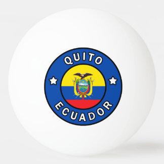 Quito Ecuador Ping Pong Ball