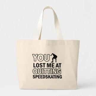 Quitting Speedskating Bag