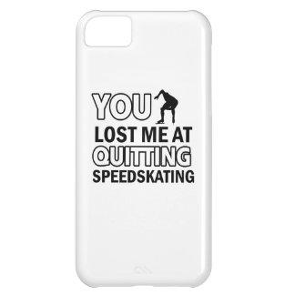Quitting Speedskating iPhone 5C Case