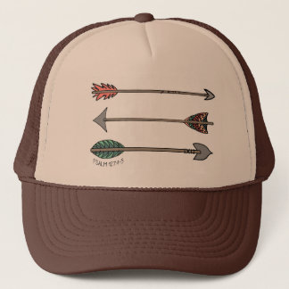 Quiver Full Psalm 127 Arrow Tribal Hat