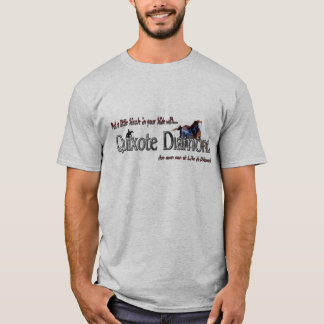 Quixote Diamond l-sleeve T-Shirt
