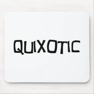 Quixotic Mouse Pad