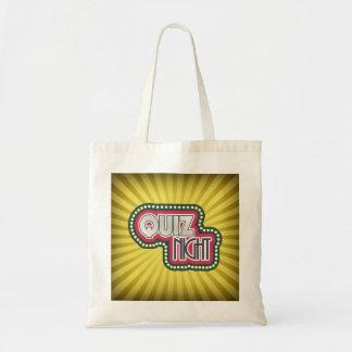 Quiz Night Trivia Party Tote Bag