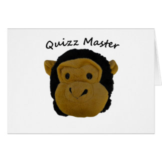 Quizz Master Card