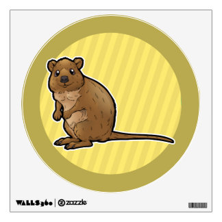 Quokka Wall Decal