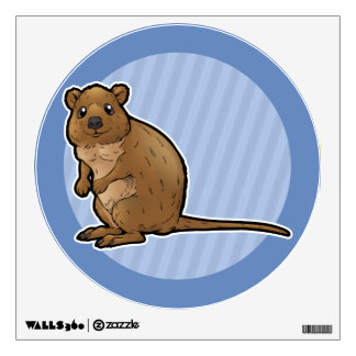 Quokka Wall Sticker