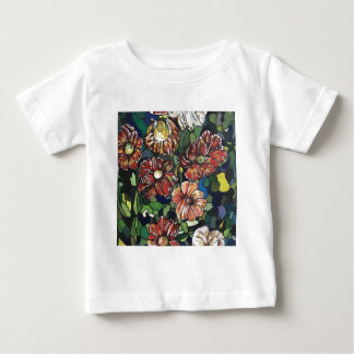 """Mosaic Garden"". Acrylics on canvas.#pai Baby T-Shirt"