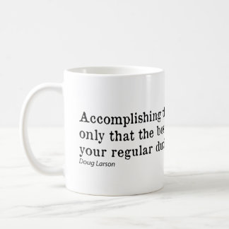Quotations-19 Coffee Mug