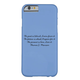 Quote Barely There iPhone 6 Case