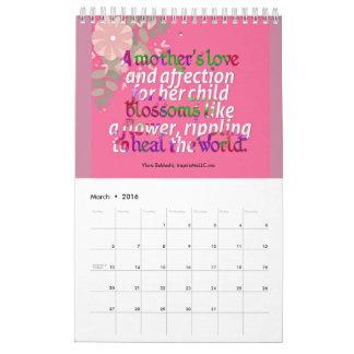 Quote Calendar 2016