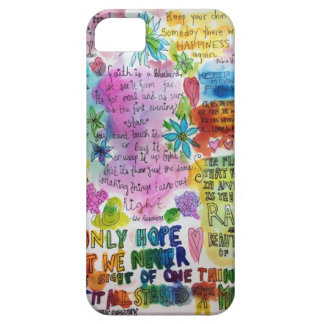 Quote Case For The iPhone 5